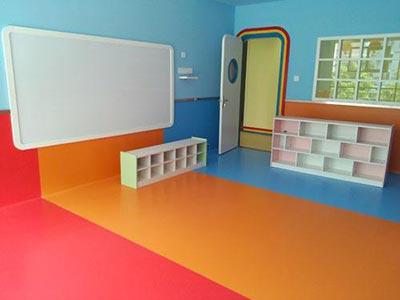 恒固幼儿园卡通PVC塑胶